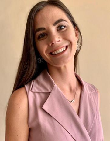 Lindi-Jane Janse van Rensburg - Graduate in Risk and Compliance
