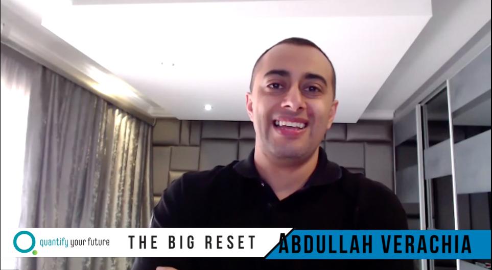 The Big Reset with Abdullah Verachia