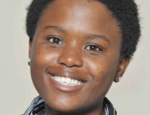 Lerato Leshaba-Technology and Operations graduate.